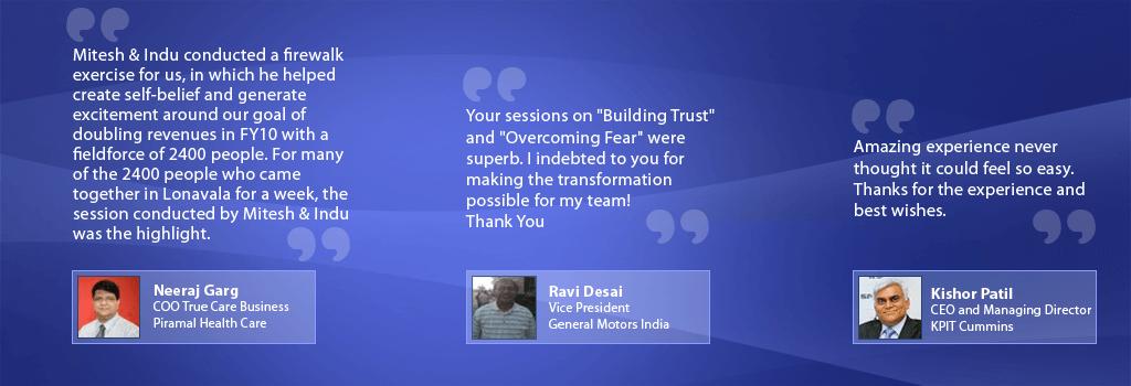 Our Clients Testimonials, Miteshkhatri com